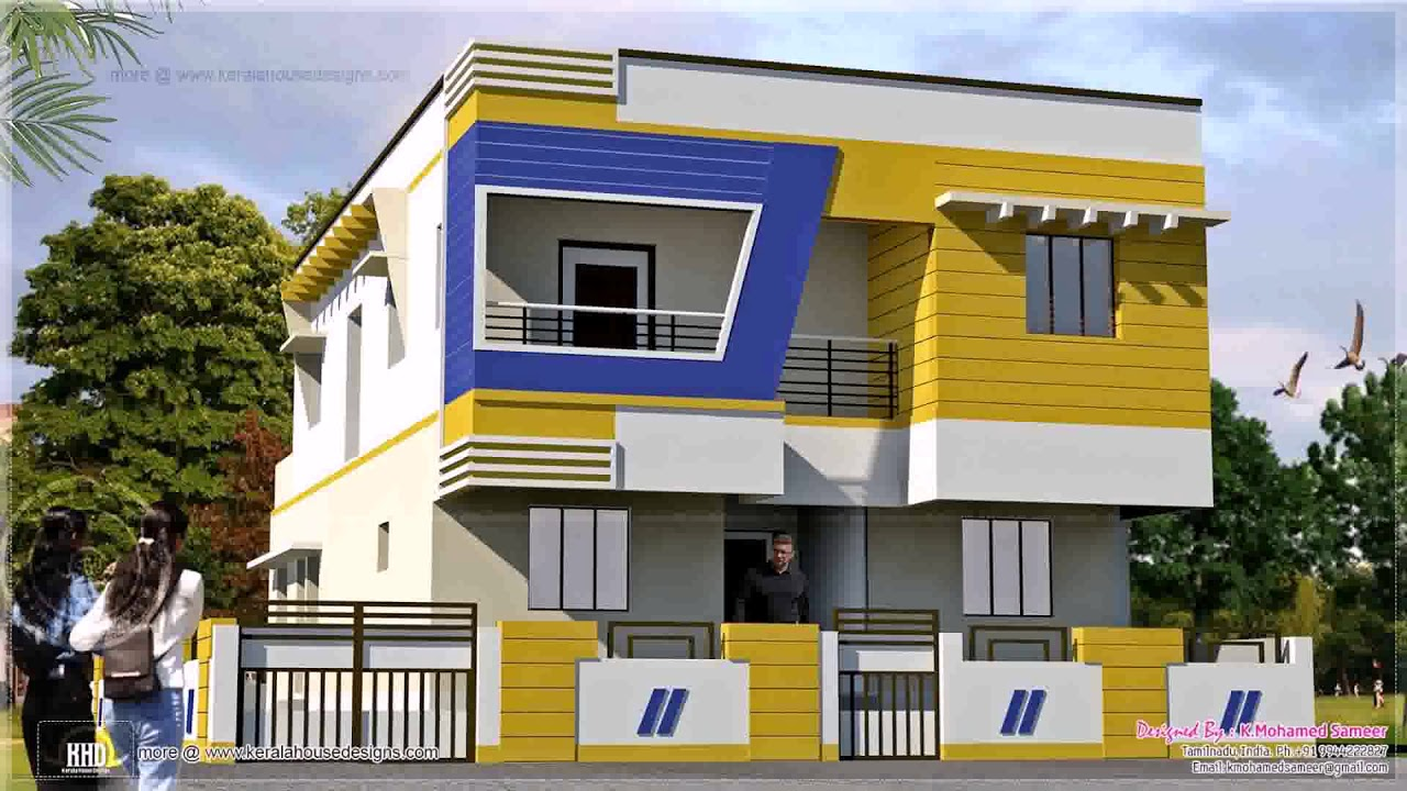 Boundary Wall Design For Home In India Home Design Inpirations