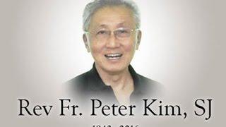 Requiem Mass for Rev Fr Peter Kim, SJ (1943-2016)