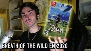 jugamos a Zelda Breath of the Wild EN 2020. Sigue siendo una MARAVILLA