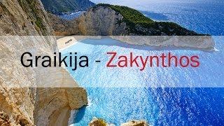 Naudinga informacija - Graikija, Zakintos sala