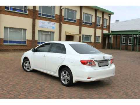2011 TOYOTA COROLLA 20 EXCLUSIVE AT Auto For Sale On Auto Trader