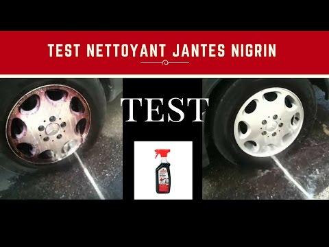 test nettoyant jantes nigrin performance felgen reiniger evotec youtube. Black Bedroom Furniture Sets. Home Design Ideas