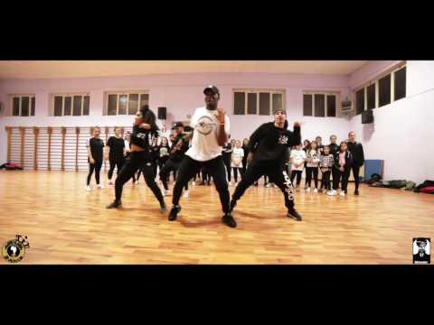Shatta Wale X DJ Flex - Chop Kiss (AfroBeat Remix)    choreo by HECTOR AFROMANGA
