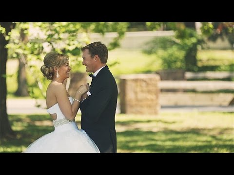Four adorable wedding First Looks