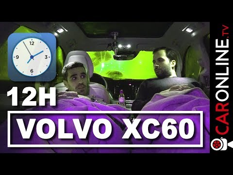 DESAFIO 12H no VOLVO XC60 2018 [Review Portugal]