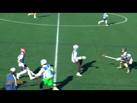 Aidan O'Donnell Fall 2015 Lacrosse Highlight Reel