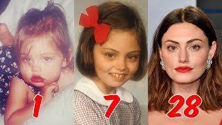 Phoebe Tonkin - Transformation From 0 to 28 Years Old 2018 ❤ Curious TV ❤