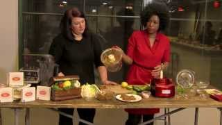 Vegano Italiano Festival Tasting And Webcast Segment 1- Italian Tacos!