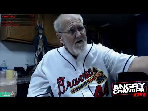 Angry Grandpa LIVE on Twitch! (OFB 10- Grandpa LOVES Roseanne!)