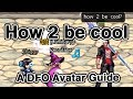 How 2 be cool - A DFO Avatar and Style Guide