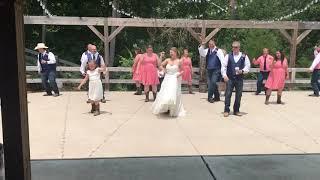 The Git Up wedding dance Video