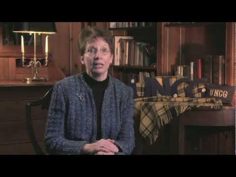 UNCG Chancellor Linda P. Brady: Opportunity Greensboro Video