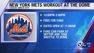 New York Mets at the Dome