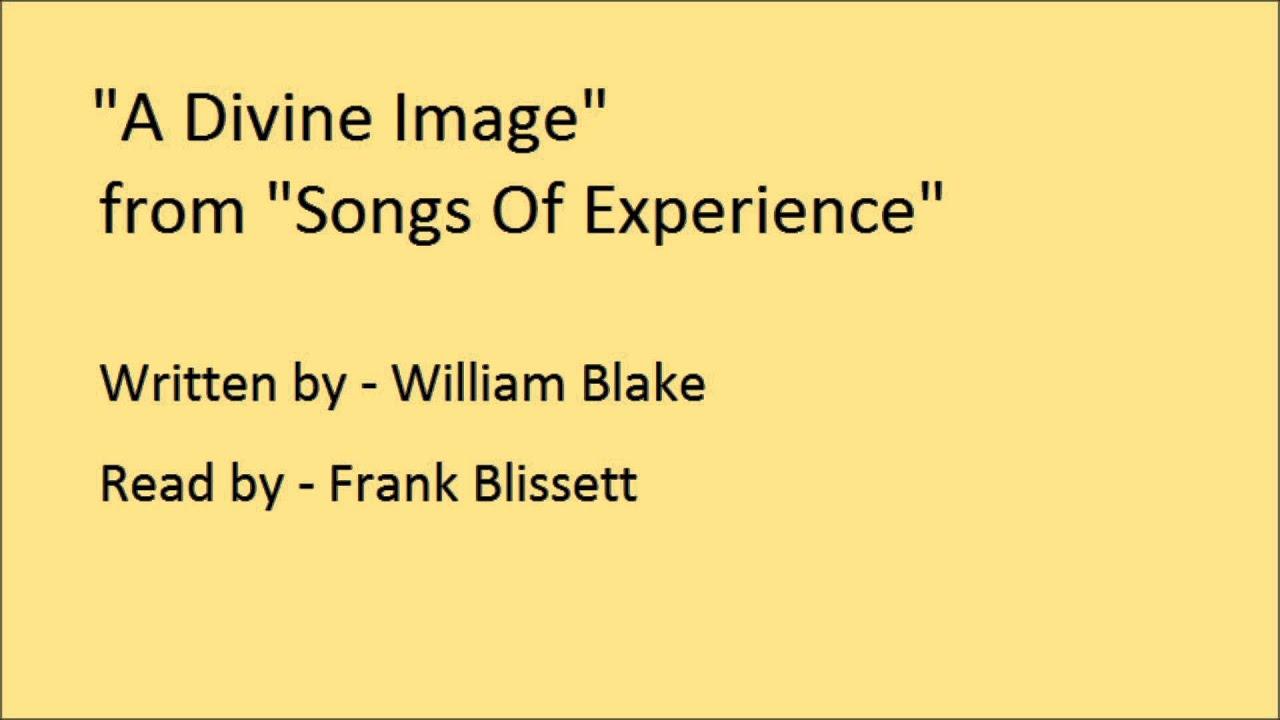 a divine image william blake