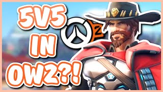 OVERWATCH 2 SWITCHING TΟ 5V5 FORMAT?!