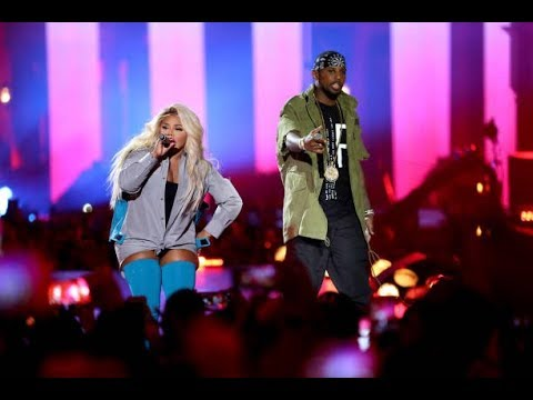 """Lil' Kim LIVE at VH1 """"Hip-Hop Honors"""" performs """"Quiet Storm"""" with Havoc and Fabolous 09/17/2017"""