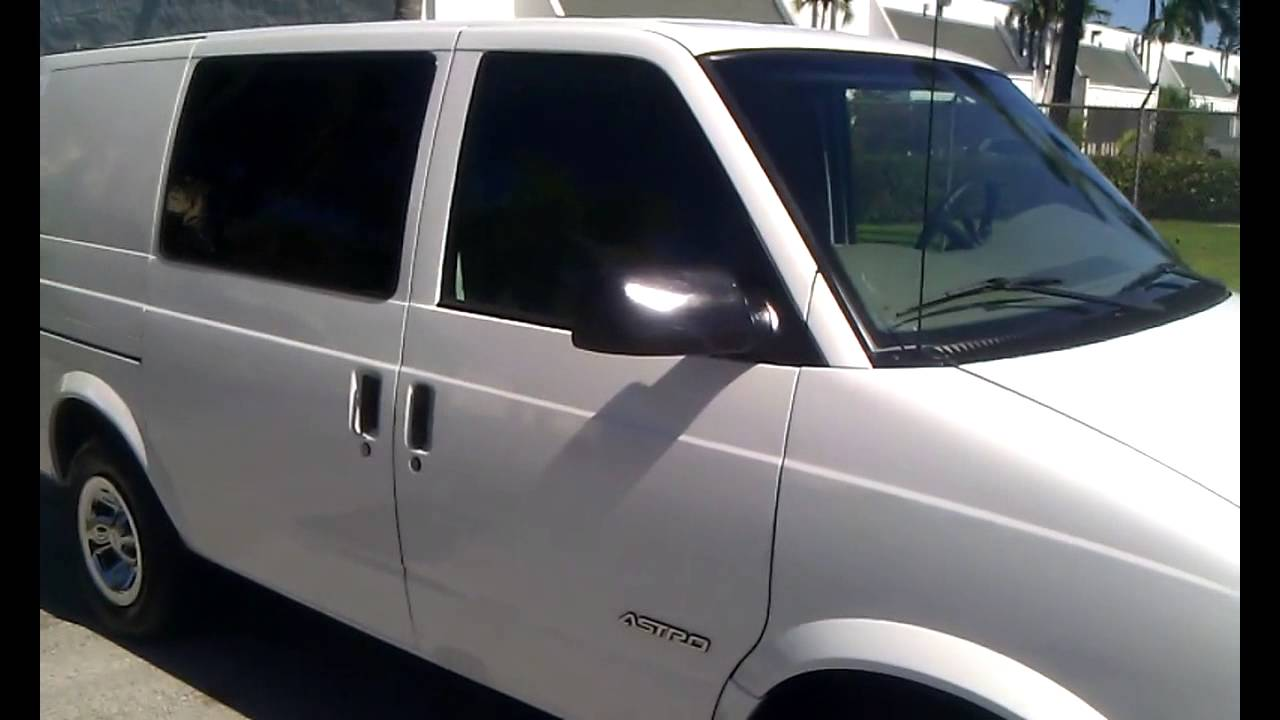 medium resolution of for sale 2001 chevy astro cargo van www southeastcarsales net