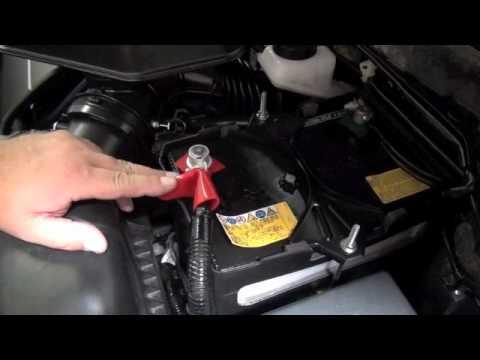 Maita Mazda Service Tip: Battery Maintenance - YouTube