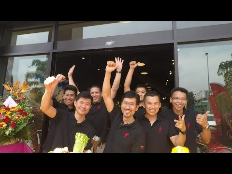 Specialized : Concept Store Petaling Jaya Opening By Funsportz Cycles.