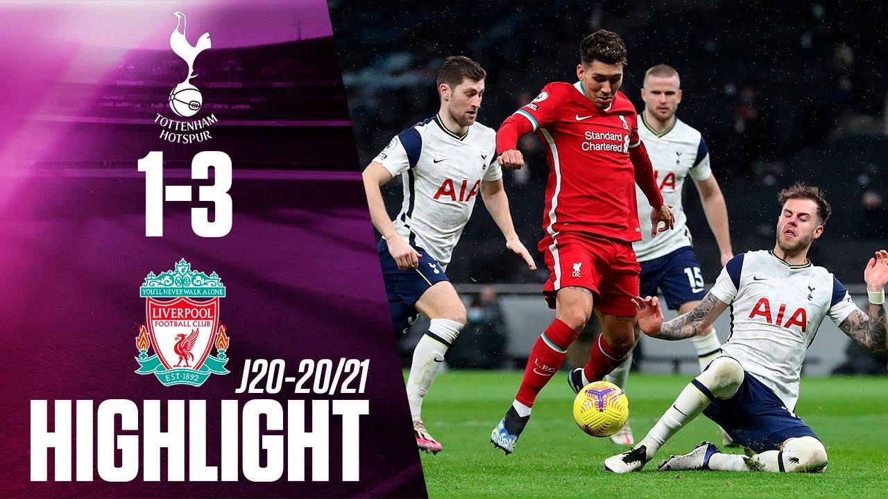 Download Highlights & Goals   Tottenham vs. Liverpool 1-3   Telemundo Deportes