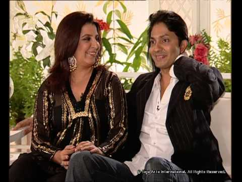 Rendezvous with Simi Garewal Farah Khan & Shirish Kunder