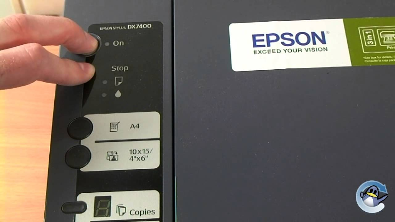 epson stylus dx7400 self test nozzle check youtube rh youtube com epson stylus cx7400 user manual epson stylus dx7400 manuale