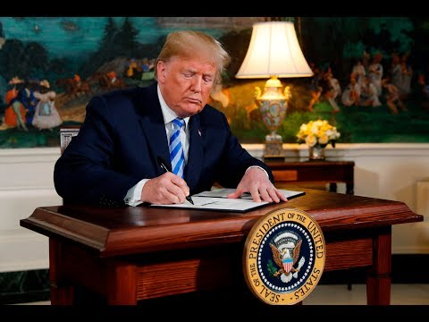 Live: Trump signs executive order to keep border families together