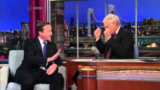 David Cameron talks British Empire and Ireland