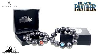 Optibotimus Reviews: SalesOne Black Panther KIMOYO BEAD Prop Replica