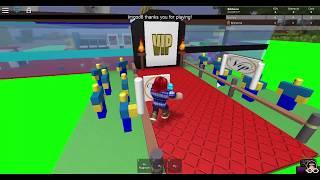 ROBLOX-Wie man einen VIP-Raum im Roblox, + GAMEPARSE macht