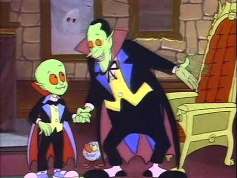 Little Dracula - Little D's Surprise - Part 1