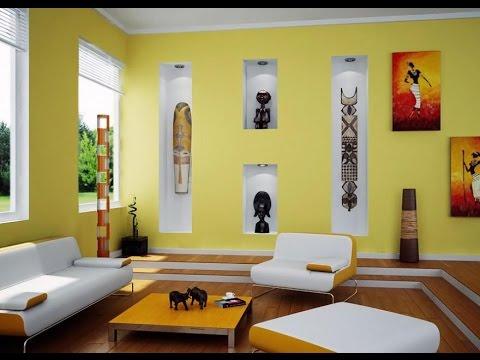 INTERIOR DECORATION (African-inspired)