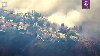 Kalifornia   Parajsa që u kthye në ferr  Zjarri që shkatërroi gjithçka