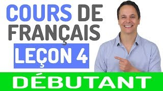 Cours de Français Gratuit pour Débutants (4)