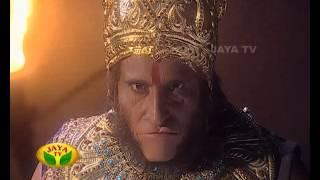 Jai Veera Hanuman - Episode 112 on Tuesday,06/10/2015