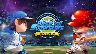 Baseball Superstars 2020 (by GAMEVIL Inc.) IOS Gameplay Video (HD)