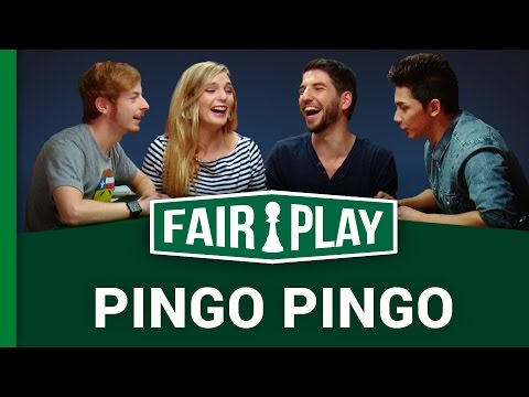 PINGO PINGO avec SUP3RKONAR, Léa Camilleri & Florian Nguyen   FAIRPLAY