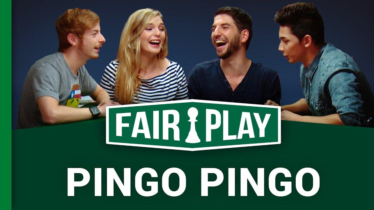 PINGO PINGO avec SUP3RKONAR, Léa Camilleri & Florian Nguyen | FAIRPLAY
