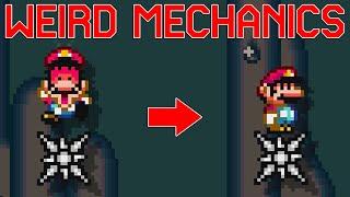Weird Mechanics in Super Mario Maker 2 [#31]