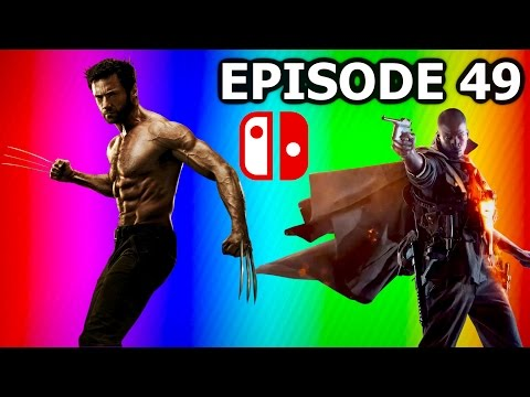 Hive Mind Podcast #49 - Zybak Face Biting Story, Bisexuals Overpowered, DDOS Attack, Nintendo Switch