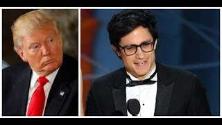 Gael García Bernal Pone a Trump en Su Lugar en los Oscars 2017