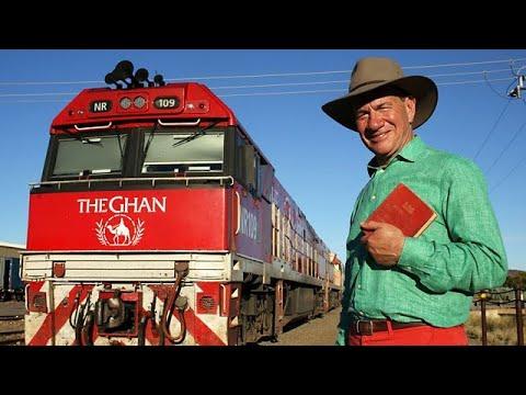 "Great Australian Railway Journeys ""Port Augusta to Darwin:The Ghan "" Series 01 E01"