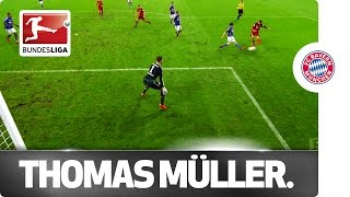 Typical Müller - World Champion's Stoppage-Time Goal Against Schalke
