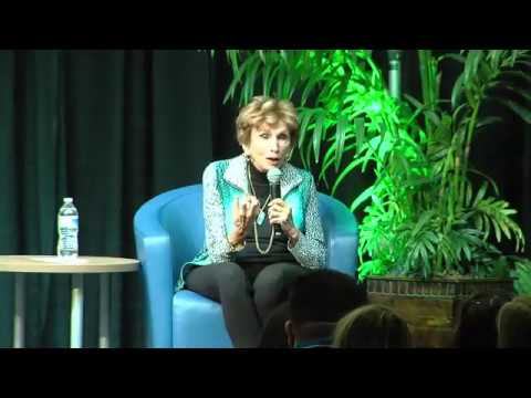 """Surviving the Holocaust""  with Dr. Edith Eger, at CSU San Bernardino"