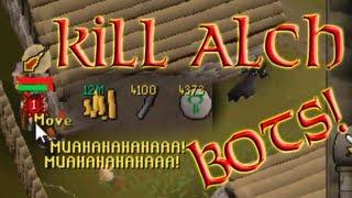 [Bot Killing] 2007Scape - Kill Alchemy Bots & Make Bank!