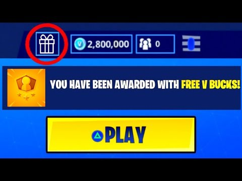 How To Get FREE V BUCKS In Fortnite: Battle Royale! [PS4, Xbox One, PC] (SOLO SHOWDOWN LTM) *NEW*