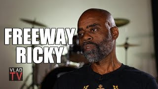 Freeway Ricky on Meeting with the Man that Tried to Kill Him: I Didn't Want a War (Part 4)