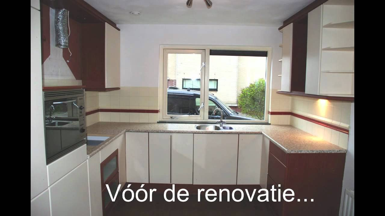 Keuken Keukenrenovatie : Keukenrenovatie in Zoetermeer 1 – YouTube