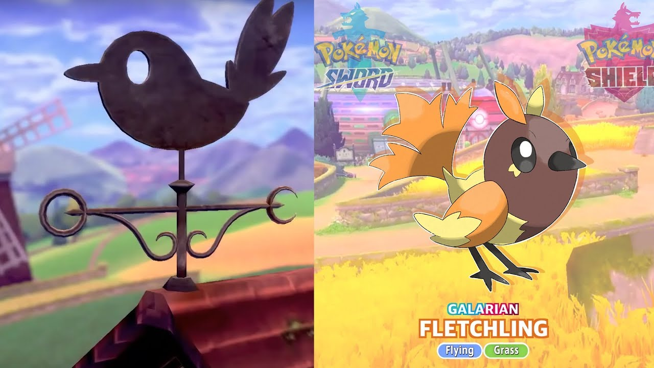 New Galar Form Pokemon For Pokemon Sword And Pokemon Shield