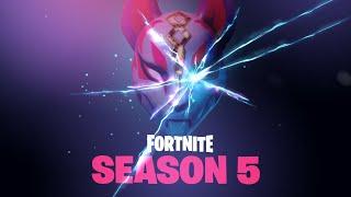 Fortnite Episode 38: Season 5!